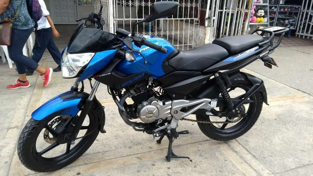 Pulsar 135 2017 Speed Al Día