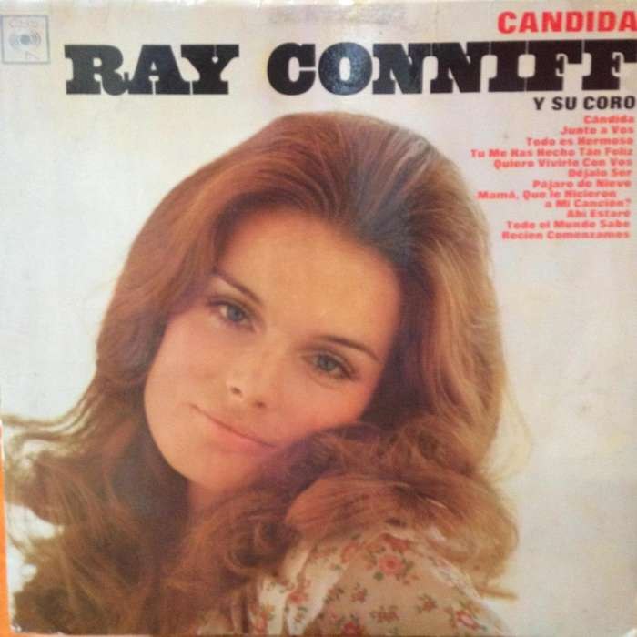 LP de Ray Conniff y su coro año 1970