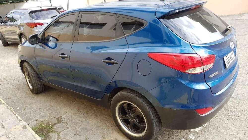 Hyundai Tucson 2013 - 140000 km