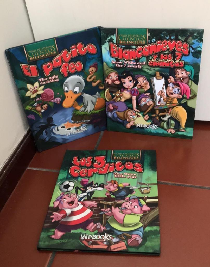 Libros en Inglés Y Español