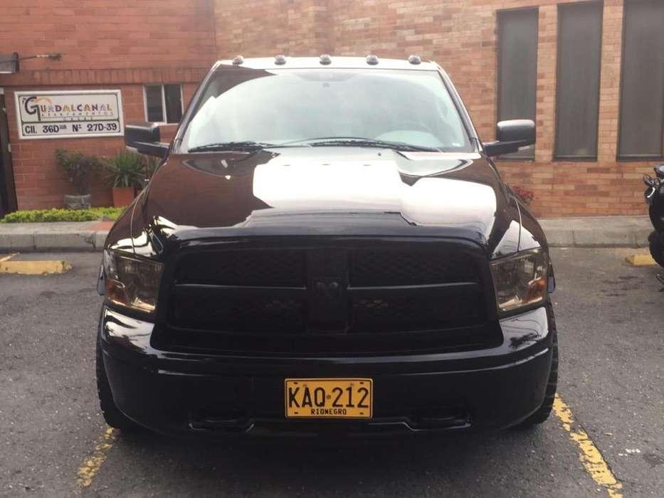 Dodge Ram 2012 - 28200 km