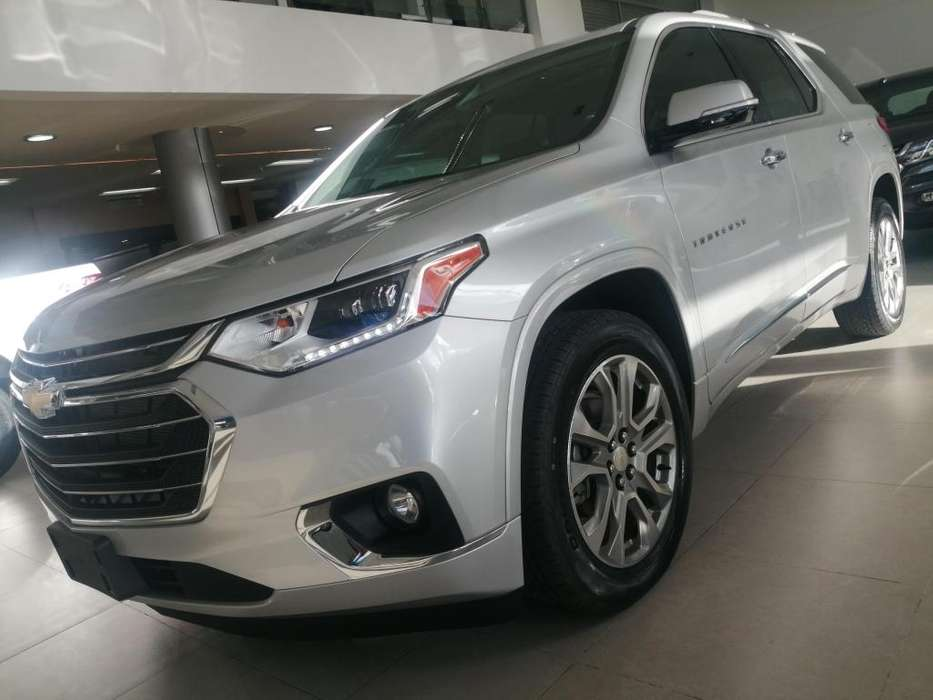 Chevrolet Traverse 2020 - 0 km