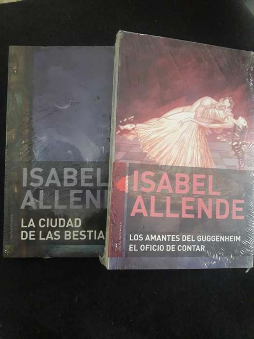 Libros Nuevos Isabel Allende