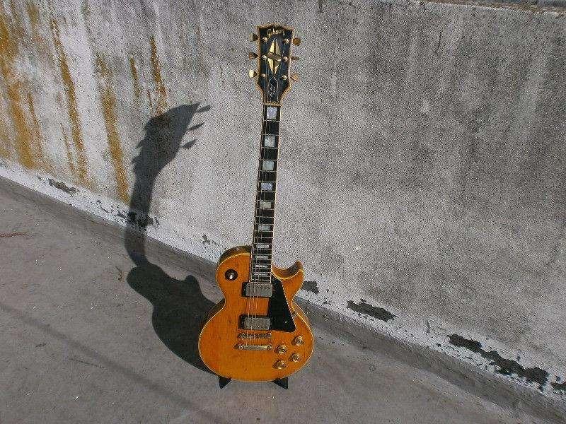 Gibson Les Paul Custom USA 1974 Original De Coleccion