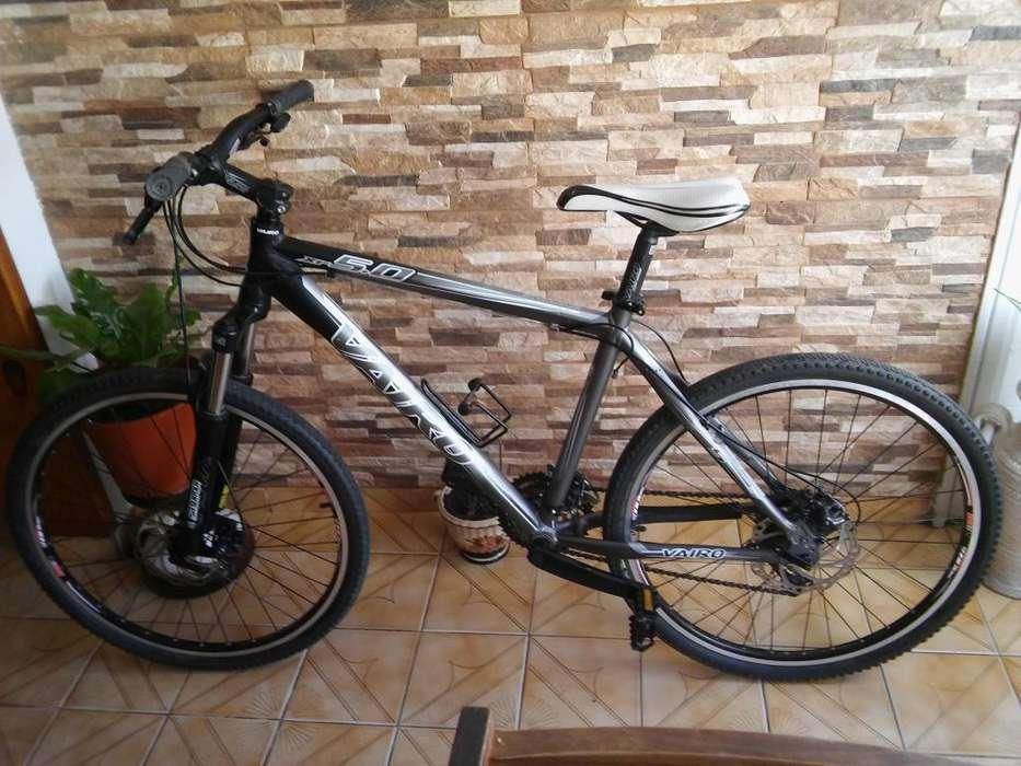 Bicicleta Mountain bike Vairo Xr 5.0 disco 27 velocidades bloqueo