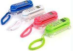 TELÉFONO DE MESA CASK GÓNDOLA KXT0106LMID CON ID CÓDIGO 721