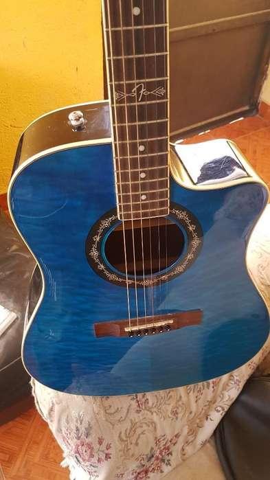 Guitarra Fender Electroacustica
