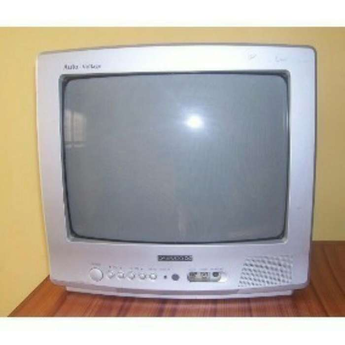 Televisor Daewoo de 14 Pulgadas Control