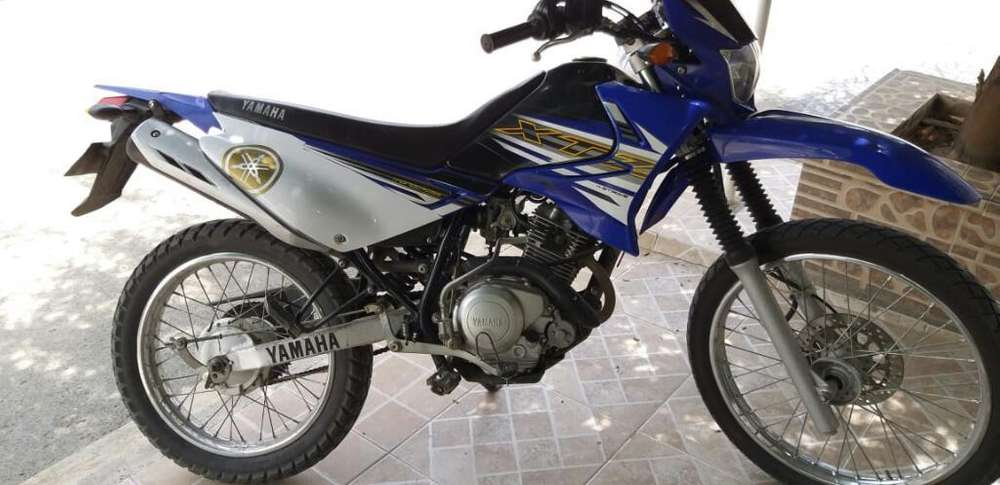 Vendo Moto Yamaha Xtz 125 Modelo 2015