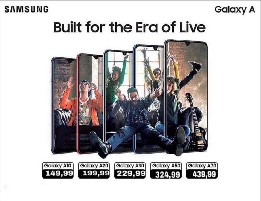 <strong>celular</strong> Samsung Galaxy A10 /A20 /A50/A70