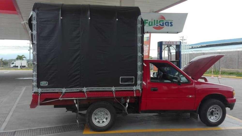 Vendo o Permuto Camioneta Luv 1600 4x4 1987