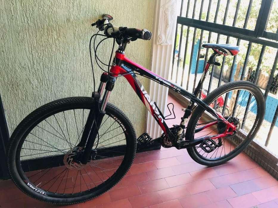 Cicla Todo Terreno Marca Venzo Viper R29