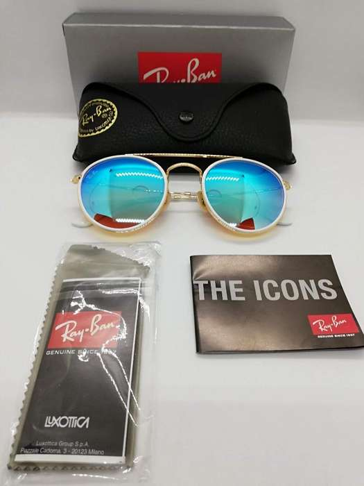 Ray Ban Originales Double Bridge 3647