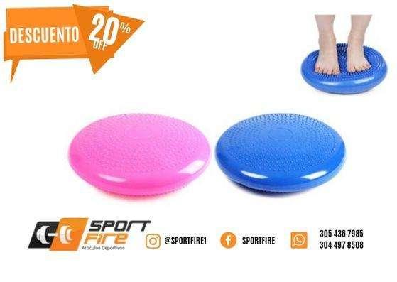 Balon Inestable Para Terapia, Yoga, Crossfit, Gym (Envio a todo Colombia)