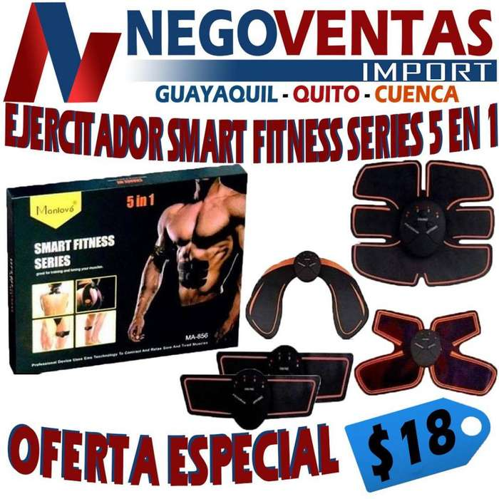 EJERCITADOR SMART FITNESS SERIES 5 EN 1