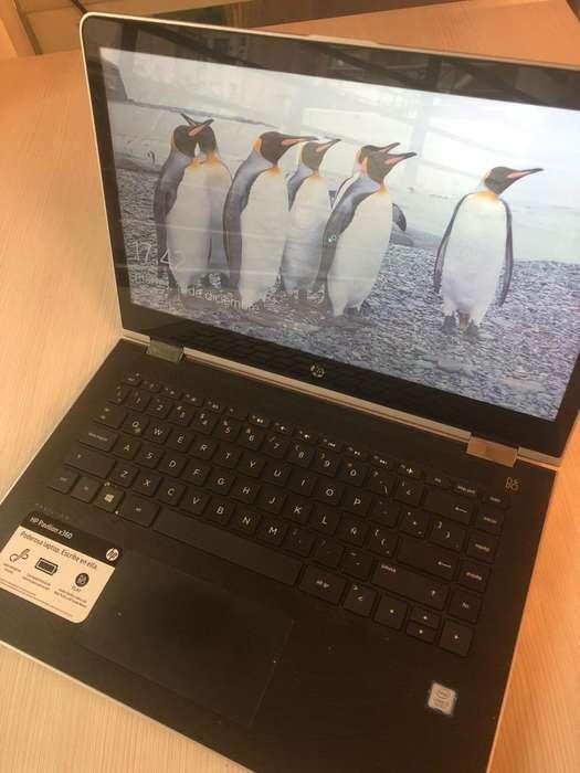 Notebook Hp Pavillion X360