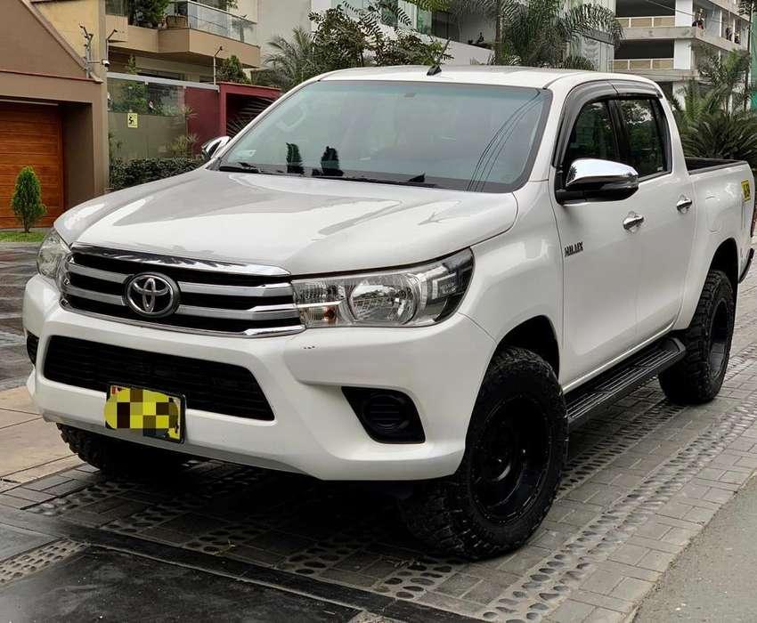 Toyota Hilux 2016 - 52000 km