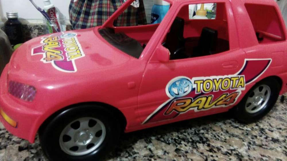 Camioneta Toyota Juguete