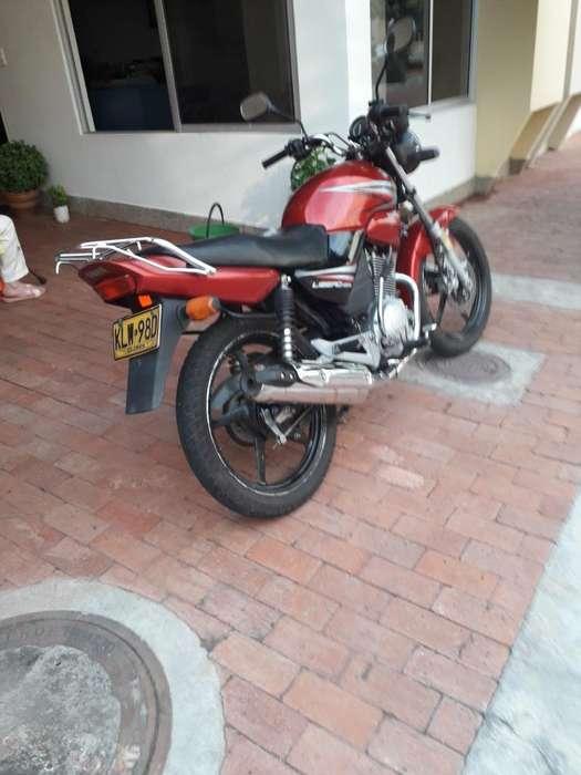 Se Vende Moto Yamaha Libero Modelo 2014