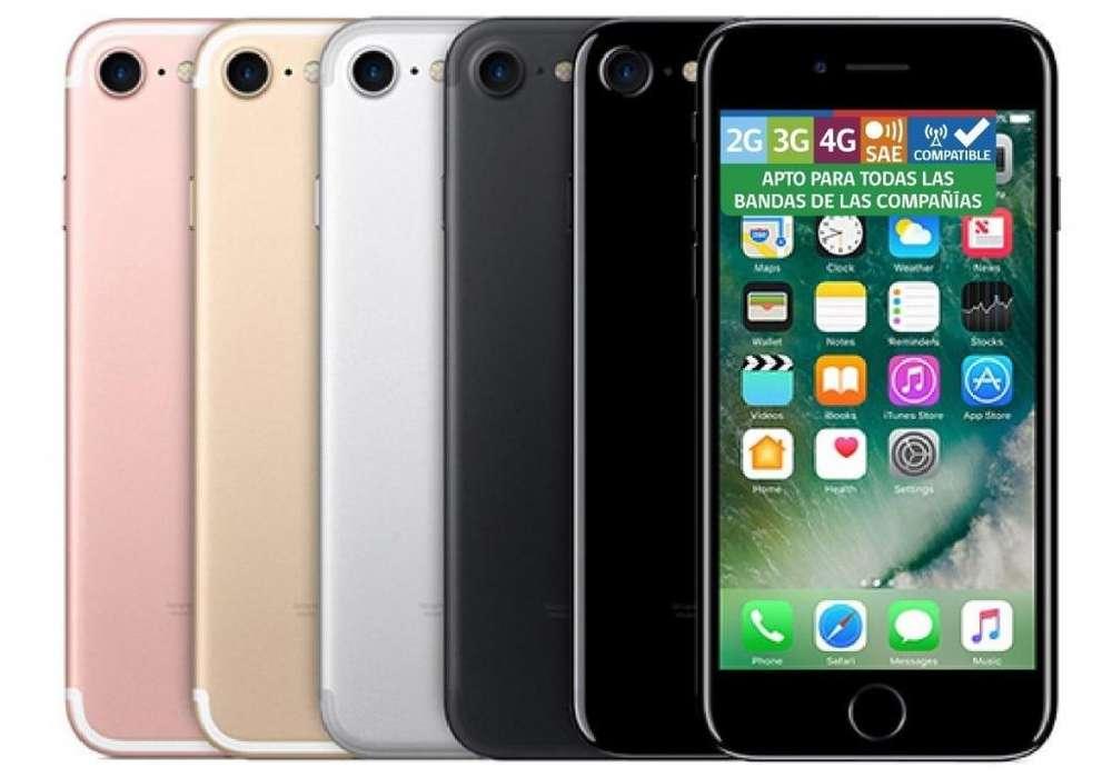 Iphone 7 128 Gb Nuevo!!! Local!!!