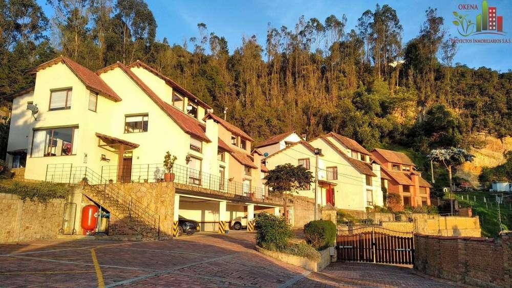 Amplia Y Hermosa Casa En Venta La Calera En Cjto Cerrado Campestre Con Hermosa Vista Panorámica