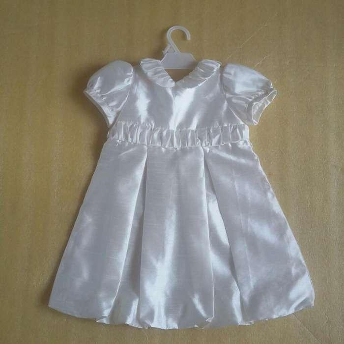 Vestido Beba 18meses Un Solo Uso