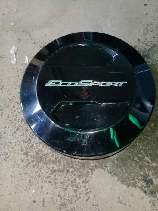 Cubre Rueda <strong>ford</strong> Ecosport Plastico