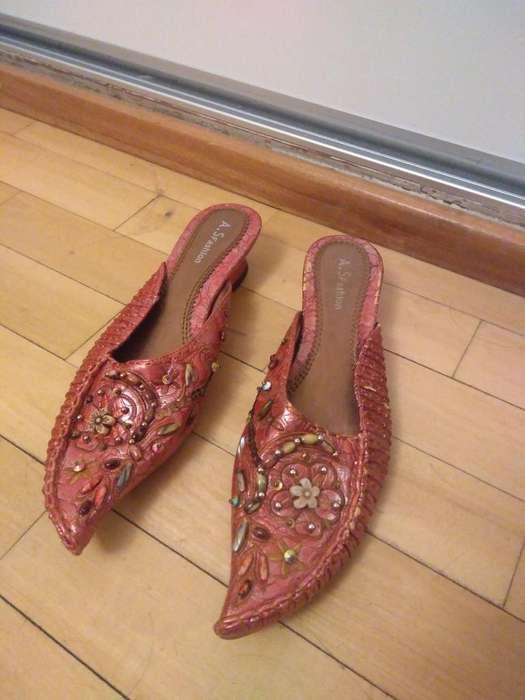 Zapatos Estilo Árabe