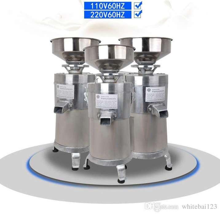 extractor de soya