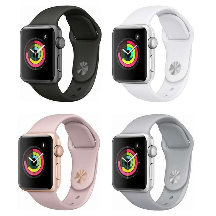 SMART WATCH APPLE SERIES 3