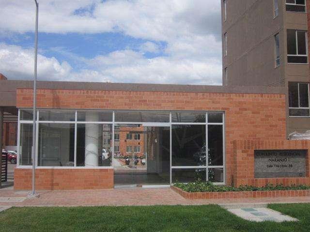 794 - Apartamento en renta Chia Conjunto cerrado