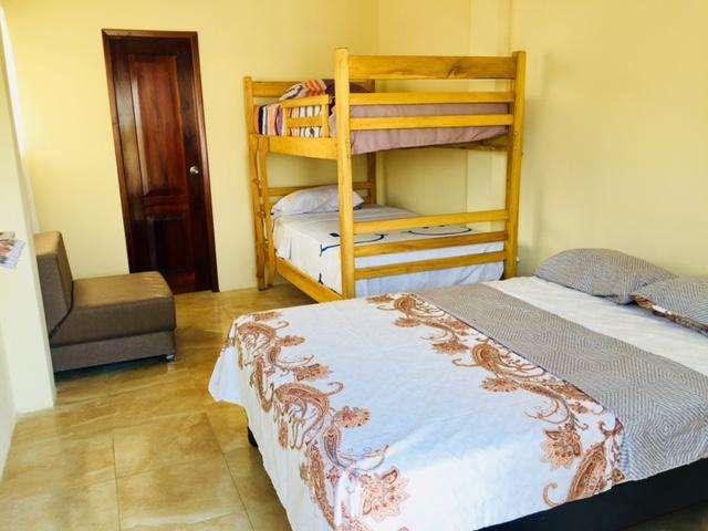 PLAYAS habitaciones pie de mar shopping 3 min habitacion hostal hosteria hotel <strong>cuarto</strong> general villamil alquilar