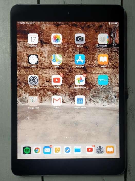 iPad Mini 2 Retina 32gb Gris Espacial
