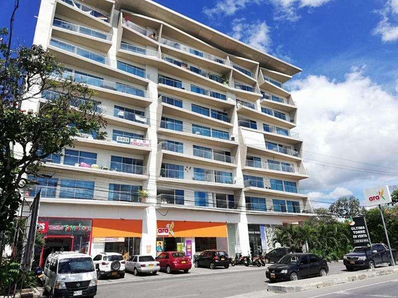 Apartamento En Arriendo En Ibague Altos De La Carolina Piso 8 Cod. ABPAI11415