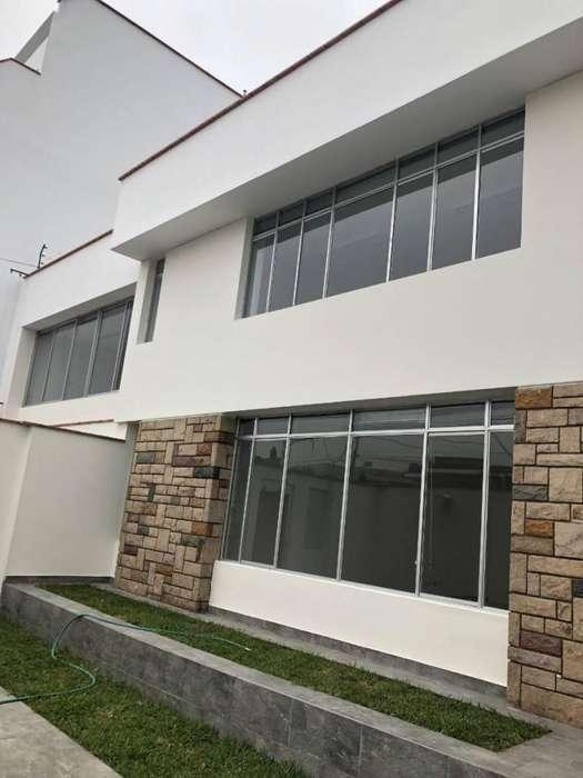 Alquiler San Isidro Casa Re - Modelada Para Oficina Excelente Zona
