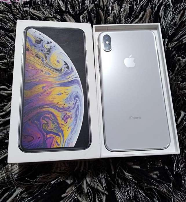 iPhone Xs Max Estado 10/10 2'900.000