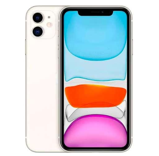 iPhone 11 64GB - Blanco Desbloqueado