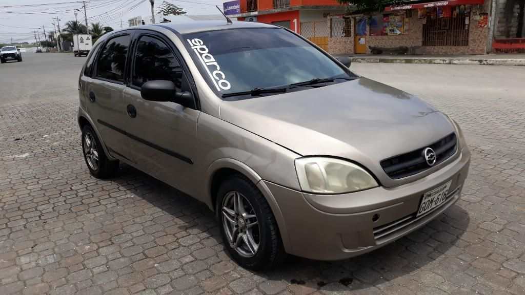 Chevrolet Corsa Evolution Año 2006 Full