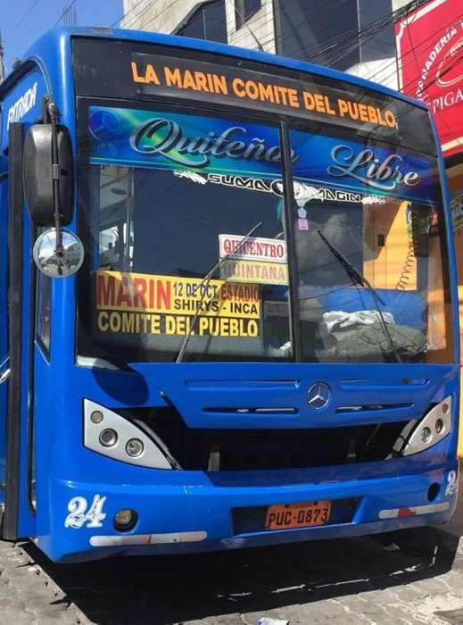 Bus Urbano Mercedes 2007 Tel 0999195500