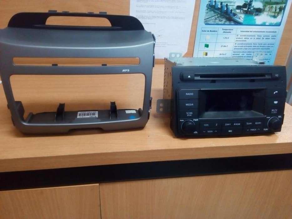 Radio para Kia Sportage R