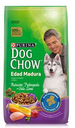 ENVIOS ZONA NORTE GRATIS Dog Chow SENIOR 7 X 21 Kg
