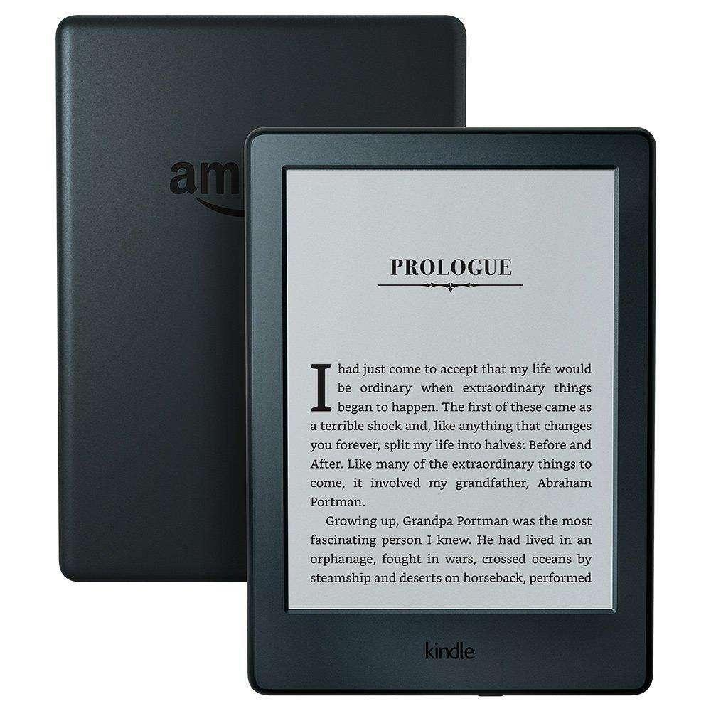 Kindle 7ma generación con funda
