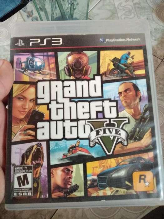 Gta V Play 3 Ps3