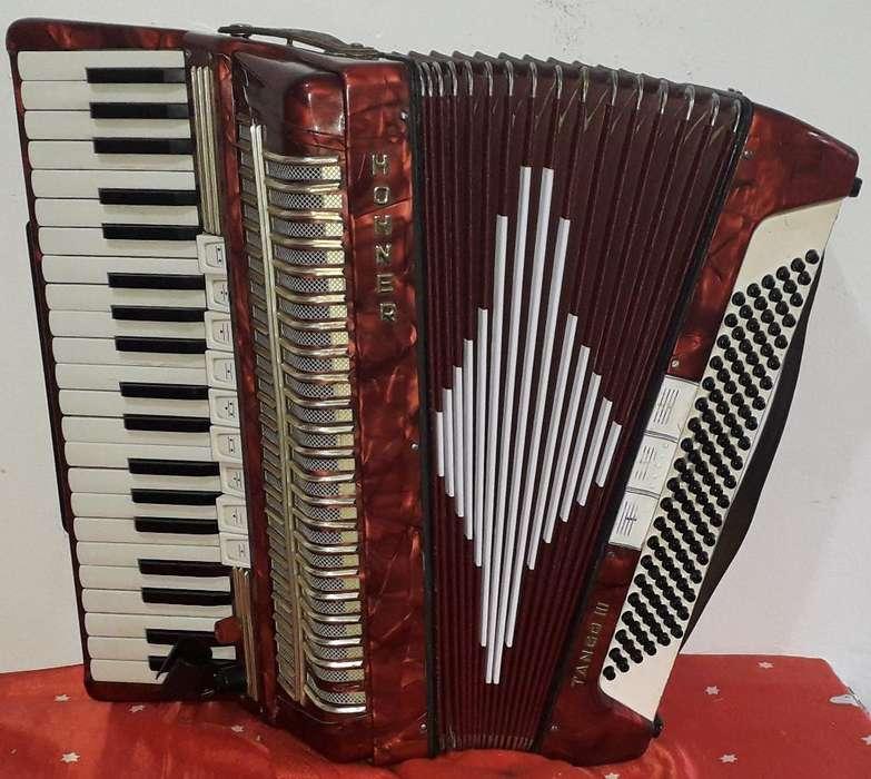Acordeon Hohner 120 Bajos Original