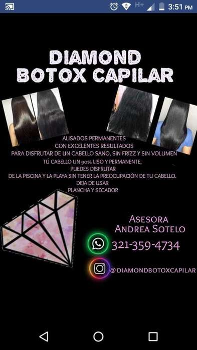 Botox Capilar