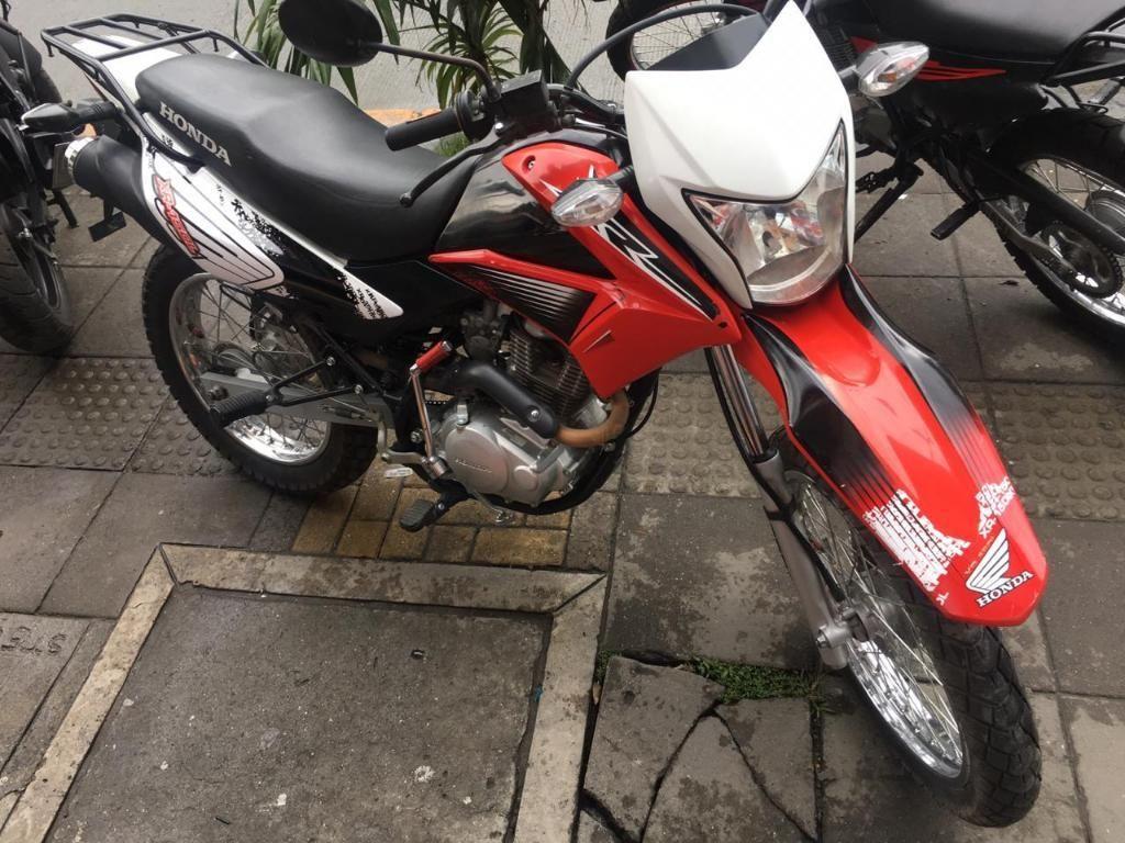 Honda Xr 150 2015 Soat Y Tecno Septiembr