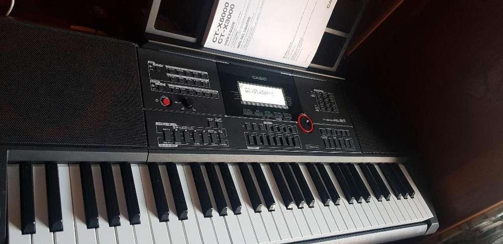 Piano Sintetizador Casio