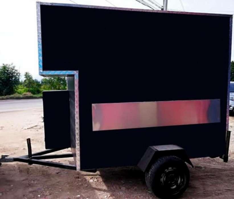 Trialer, Food Truck, Trailer de Comidas
