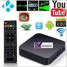 Tv Box Q96 Bluethooth 4k Hd Wifi 2gb Ram 16gb Interna