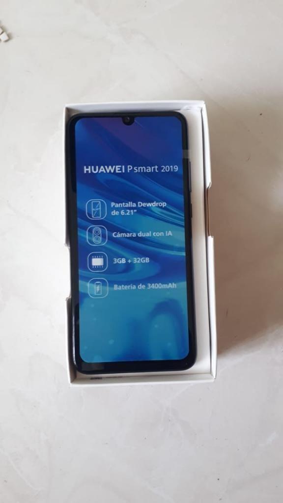Vendo O Cambio Huawei P Smart 2019
